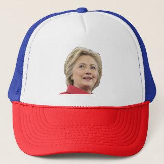 Casquette rouge, blanc, et bleu de Hillary Rodham