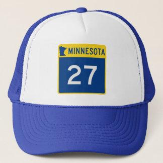 Casquette Route 27 de tronc du Minnesota