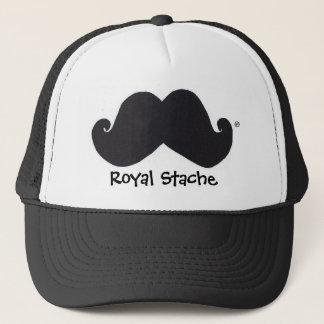 Casquette royal de camionneur de Stache