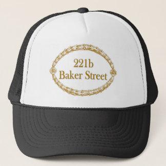 Casquette rue de Baker 221b
