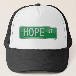 Casquette Rue d'espoir
