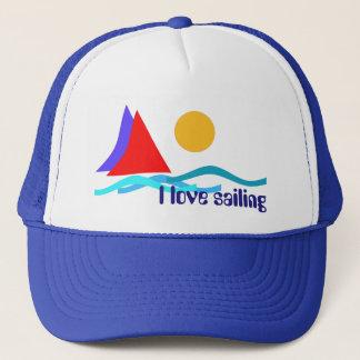 Casquette Sailing - I love sailing
