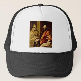 Casquette Saints Peter et Paul par El Greco