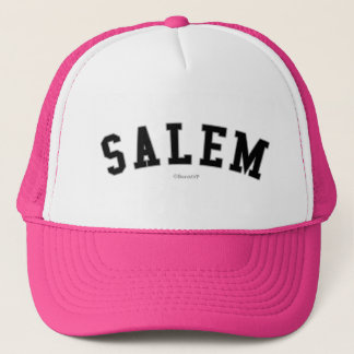 Casquette Salem
