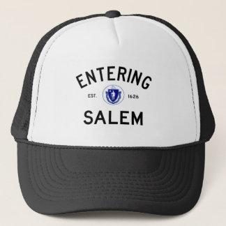 Casquette Salem entrant