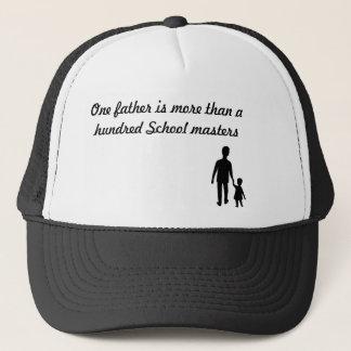 Casquette SALUTATION de fête des pères