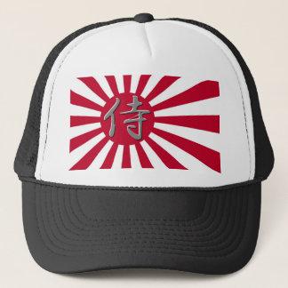 Casquette samouraï en hausse
