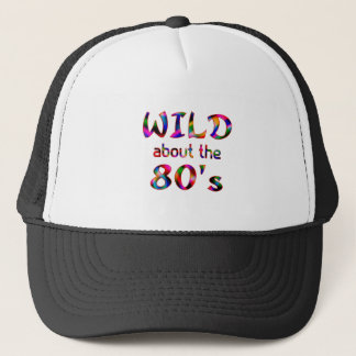 Casquette Sauvage au sujet des années 80
