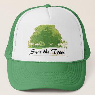 Casquette Sauvez les arbres