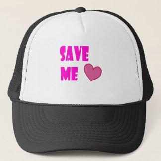 Casquette sauvez-moi