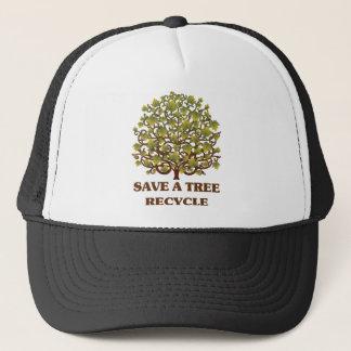 Casquette Sauvez un arbre