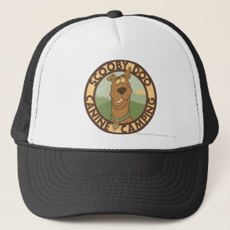 """Casquette Scooby Doo """"camping canin """""""