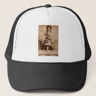 Casquette Sépia d'Annie Oakley