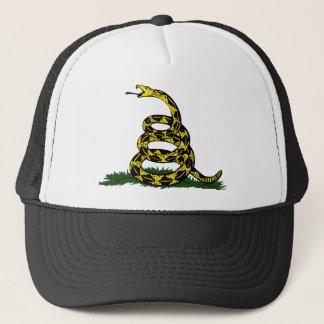 Casquette Serpent de drapeau de Gadsden