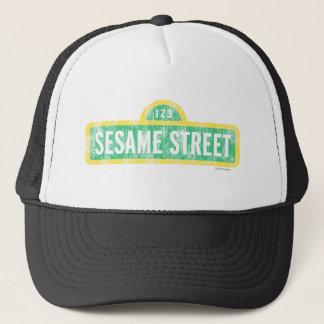 Casquette Signe de Sesame Street