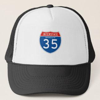 Casquette Signe d'un état à un autre 35 - le Minnesota