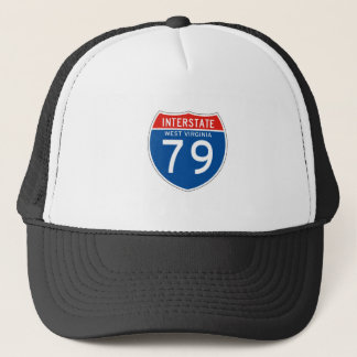 Casquette Signe d'un état à un autre 79 - la Virginie