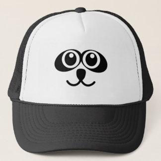 Casquette sourire de panda