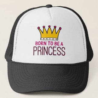 Casquette Soutenu pour être une princesse
