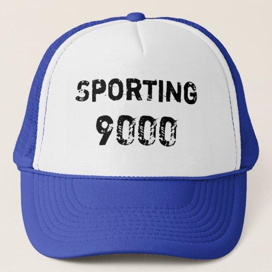 Casquette Sporting, 9000