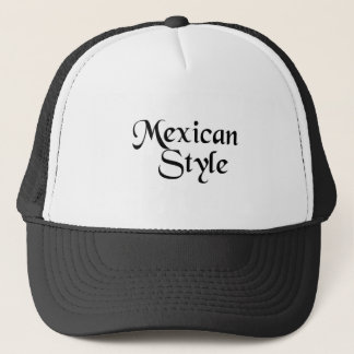 Casquette Style mexicain