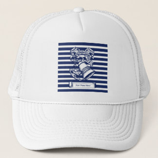Casquette Style naval