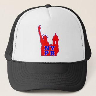 Casquette Symbole qui représente l'identité de NY et de P.R.