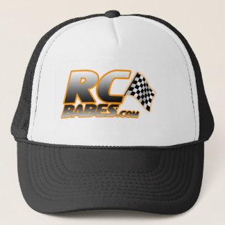 Casquette T-shirt de logo de bébés de RC