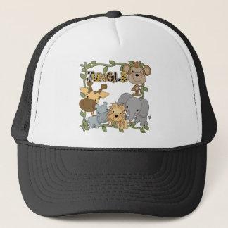 Casquette T-shirts et cadeaux d'animaux de jungle