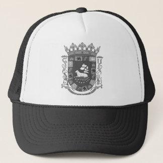 Casquette T-shirts et cadeaux de crête de Porto Rico