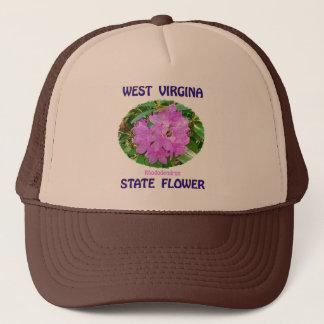 Casquette T-shirts et cadeaux de fleur d'état de la Virginie