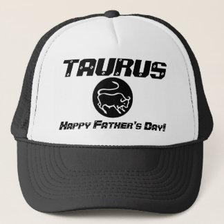 Casquette TAUREAU, fête des pères heureuse ! - Personnaliser