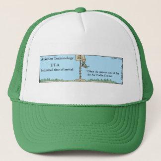 Casquette Terminologie du contrôle du trafic aérien ETA de