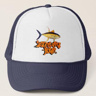 Casquette thon de truite saumonnée