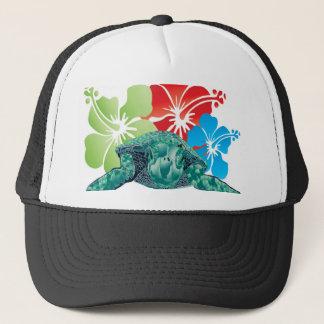 Casquette Tortue de ketmie d'Hawaï