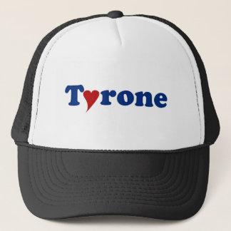 Casquette Tyrone avec le coeur