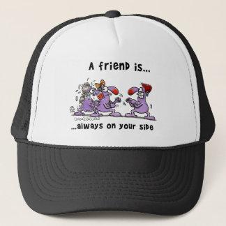 Casquette Un ami est… Toujours de votre côté