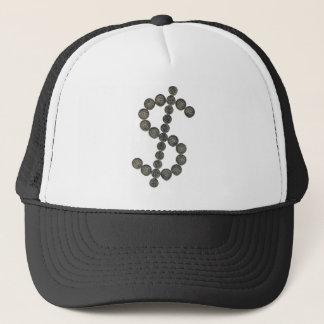 Casquette Un dollar en argent