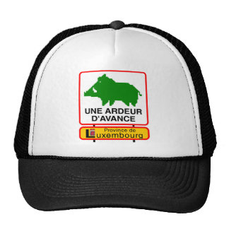 Casquette - UNE ARDEUR D AVANCE - Prov Luxembourg