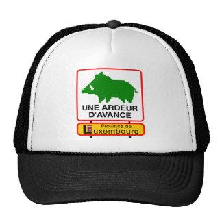 Casquette - UNE ARDEUR D'AVANCE - Prov. Luxembourg