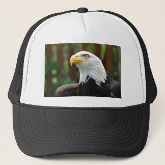 Casquette Une image américaine des Etats-Unis Eagle chauve