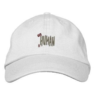 casquette unhuman