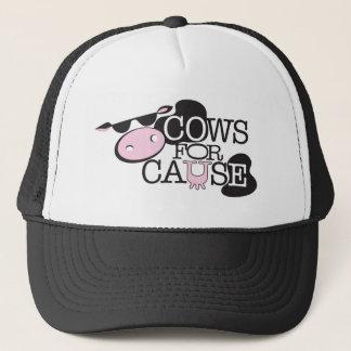 Casquette Vaches pour la cause