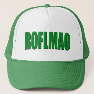 Casquette Vert de ROFLMAO