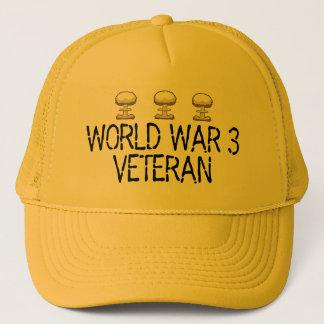 Casquette Vétéran de la guerre mondiale 3