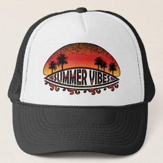 Casquette Vibraphone d'été - couchers du soleil sans fin