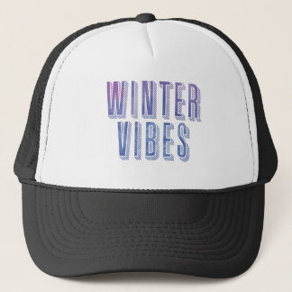 Casquette vibraphone d'hiver