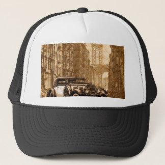 Casquette Vieille voiture vintage