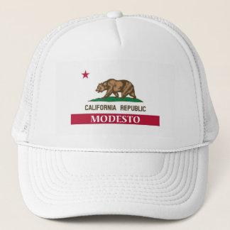 Casquette Ville la Californie de Modesto