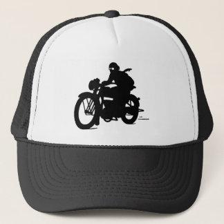 Casquette vintage de camionneurs de casquette de